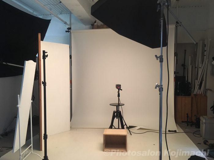【ビジネスポートレート】web用イメージ写真撮影ライティング