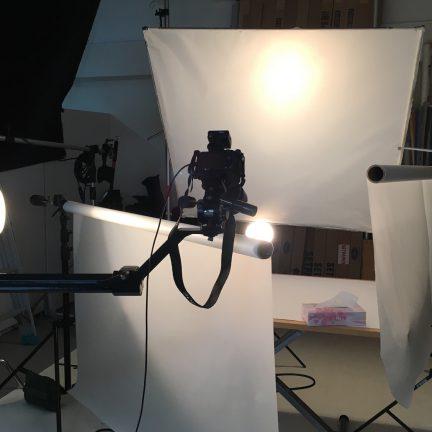【ブツ撮り】盛り付け例料理撮影ライティング