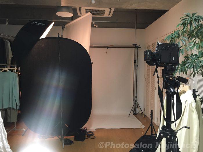 【出張撮影】アパレル商品ブツ撮りライティング