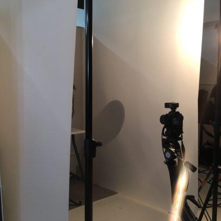 【ブツ撮り】リーフレット用商品撮影ライティング