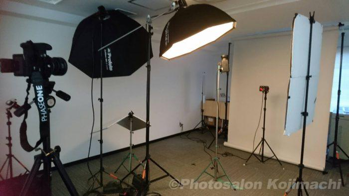 【出張撮影】役員ビジネスポートレート/集合写真ライティング
