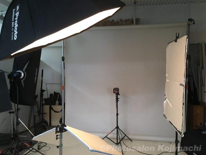 【ビジネスポートレート】会長社長ポートレート写真撮影