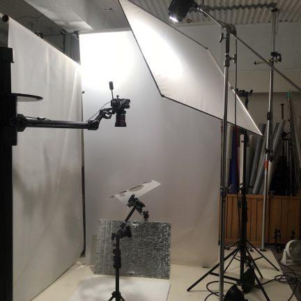 【ブツ撮り】webLP用イメージ広告撮影ライティング