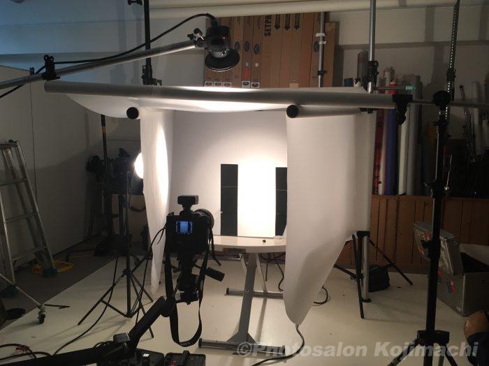【ブツ撮り】化粧品切り抜き用商品撮影ライティング