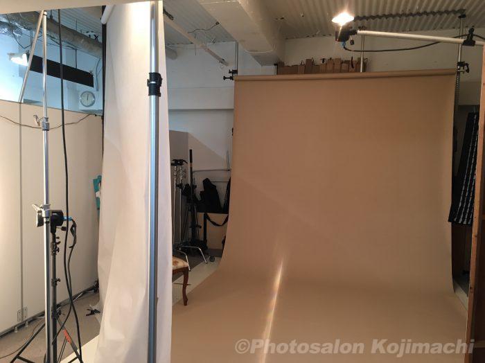 【記念写真】七五三記念写真撮影ライティング