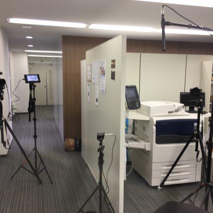 【動画撮影】社員採用イメージショートムービー撮影