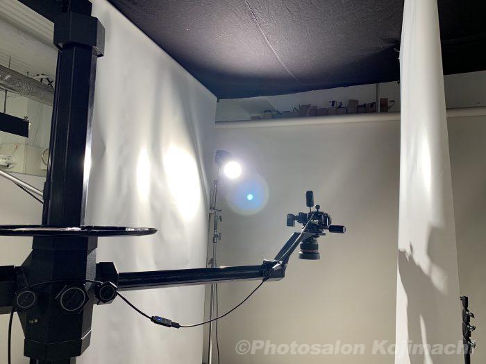 【ブツ撮り】百貨店冊子用イメージ撮影ライティング