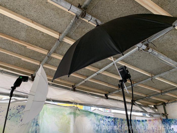 【出張撮影】取材ポートレート撮影ライティング