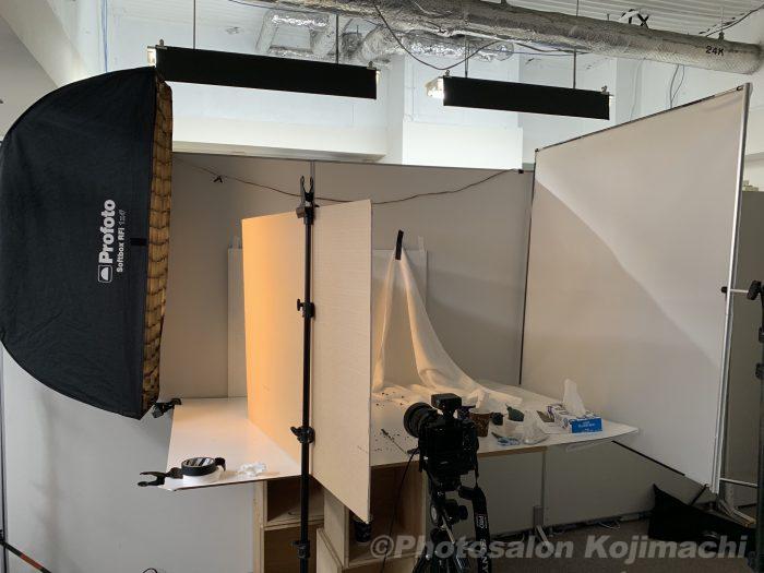 【ブツ撮り】化粧品広告イメージ撮影ライティング