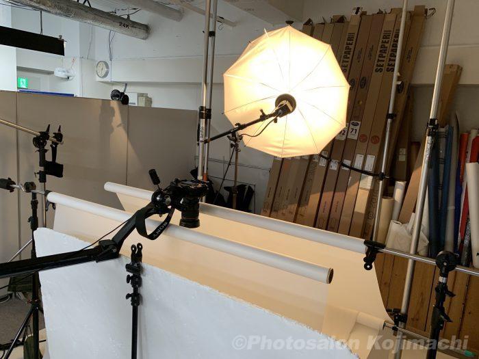 【ブツ撮り】パッケージ用イメージ商品撮影ライティング