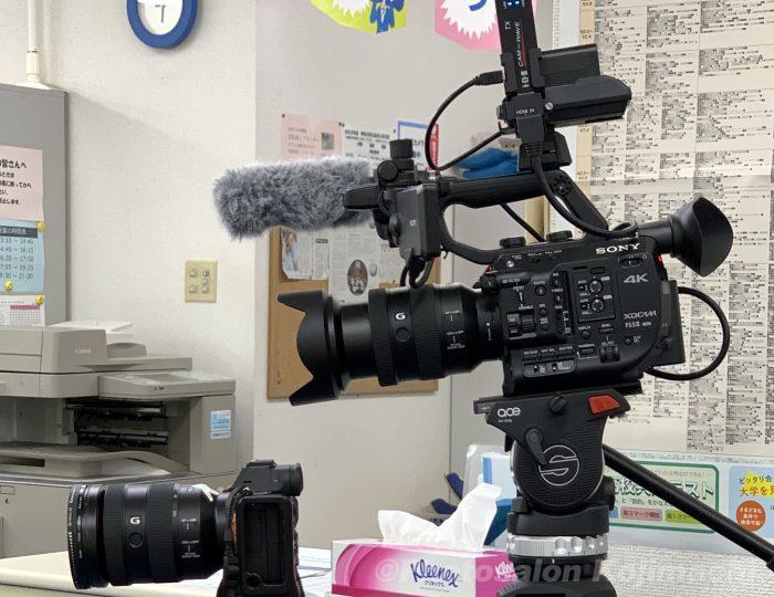 【動画撮影】インタビュームービー撮影
