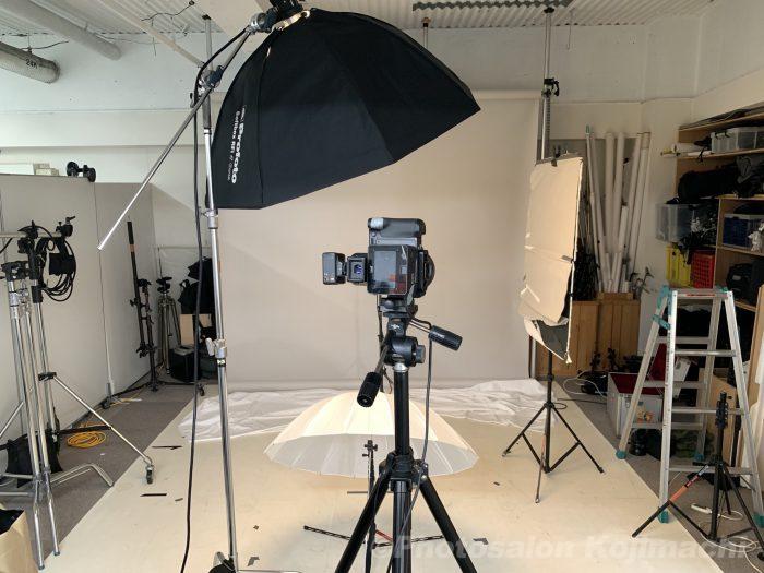 【ビジネスポートレート】役員プロフィール写真撮影