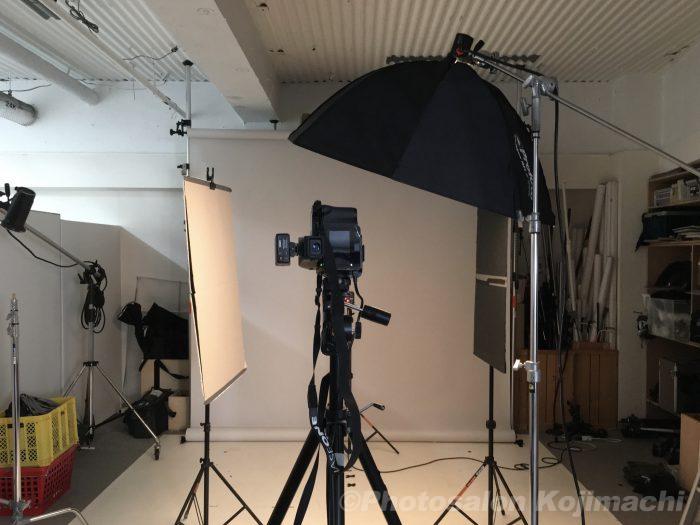 【ビジネスポートレート】名刺用プロフィール写真撮影
