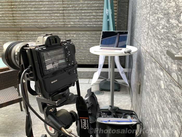【出張撮影】社長役員集合写真撮影