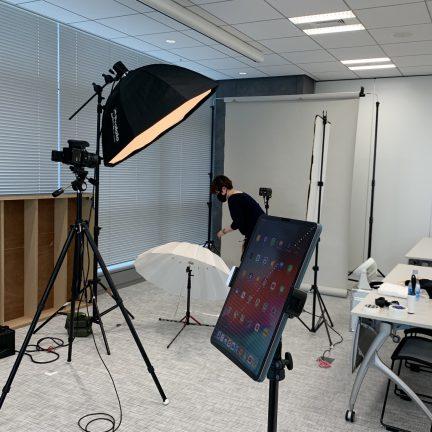 【出張撮影】役員ビジネスプロフィール撮影