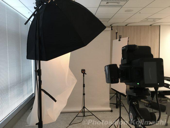 【出張撮影】仕事用ポートレート撮影