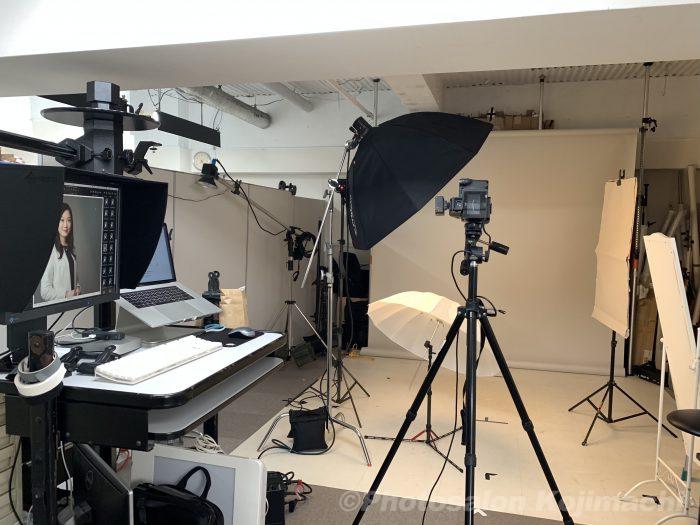【ビジネスポートレート】企業ホームページ用プロフィール写真撮影