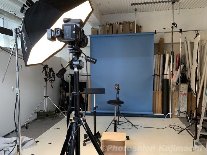 【ビジネスポートレート】社長プロフィール写真撮影